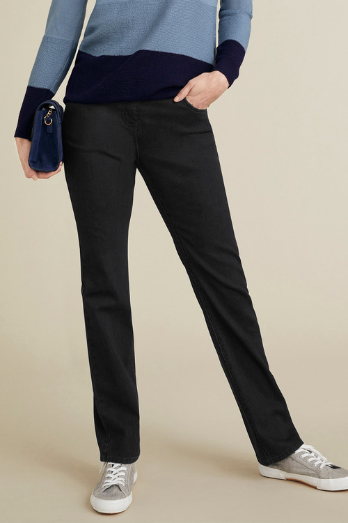 Capture 5 Pocket Straight Leg Jeans