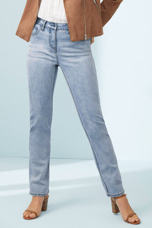 Capture 5 Pocket Straight Leg Jeans - 214467