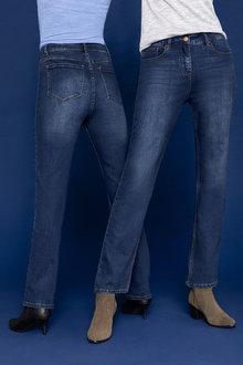 Capture 5 Pocket Straight Leg Jeans - 214467