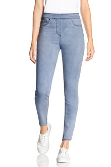 Capture Superstretch Pull On Jeggings - 214468