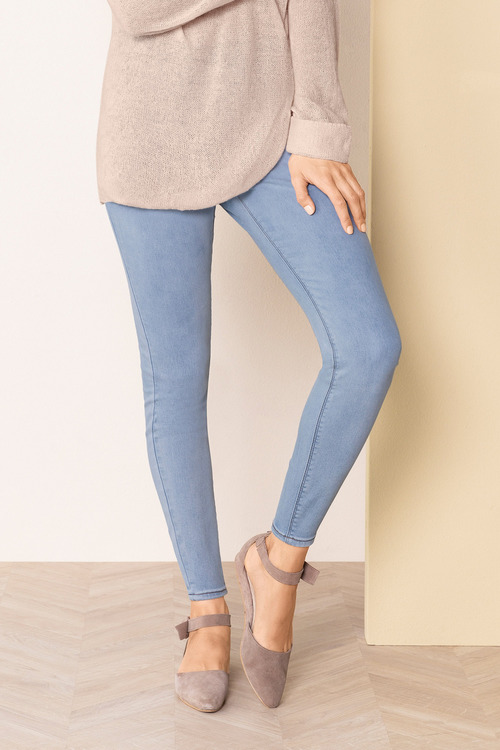 Capture Superstretch Pull On Jeggings