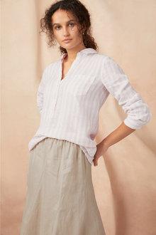 Capture Linen Shirt - 214485