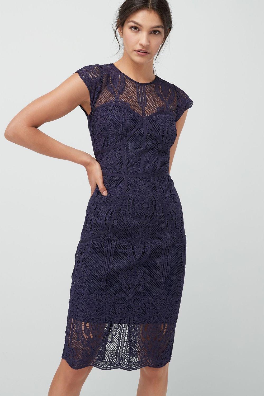 Next Lace Bodycon Dress Online  7271d142776e