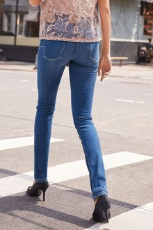 Next Lift, Slim And Shape Slim Jeans - Petite