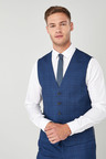 Next Checked Suit: Waistcoat