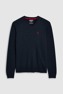 Next Lambswool V-Neck