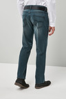 Next Loose Fit Stretch Belted Jeans - Loose Fit
