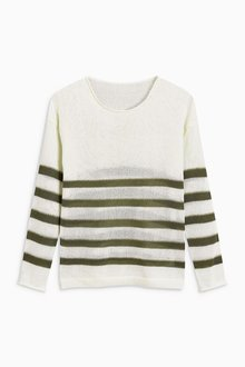 Next Stripe Sweater
