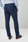 Next Slim Fit Signature Stripe Suit: Trouser