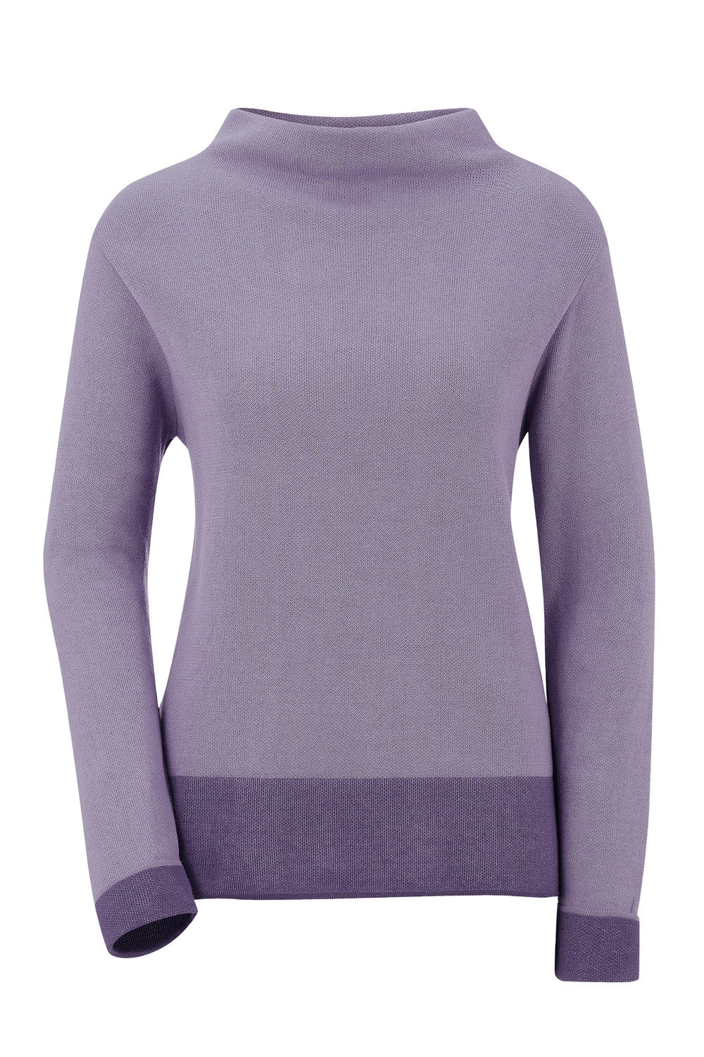 698402d3d15a98 Euro Edit Two Tone Pullover Online