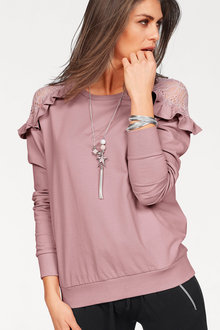 Urban Lace Shoulder Top