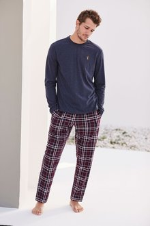 Next Check Cosy Long Set