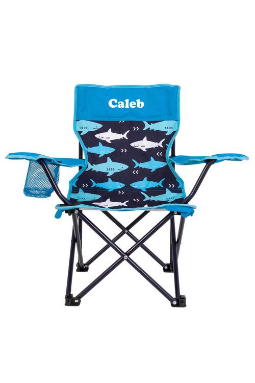 Personalised Kids Camp Chair