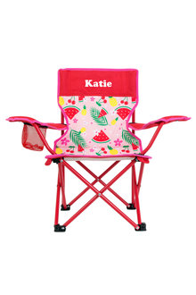 Personalised Kids Camp Chair