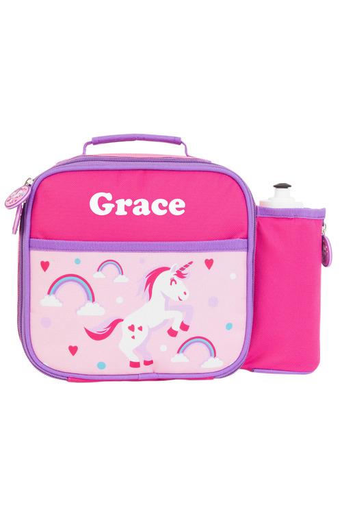 Personalised Pre School Lunch Bag and Drink Holder