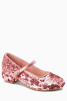 Next Sequin Heels (Older)