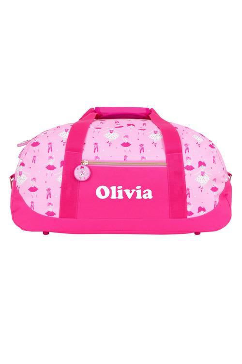 Personalised Ballerina Dance Bag
