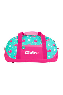 Personalised Kids Duffle Bag
