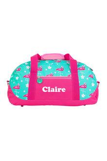 Personalised Kids Duffle Bag