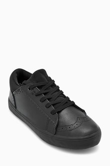 Next Lace-Up Leather Brogues (Older) - 214932