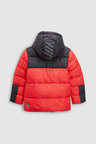 Next Colourblock Padded Jacket (3-16yrs)