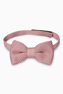 Next Knitted Bow Tie (3-16yrs)