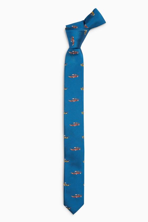 Next Car Tie (1-16yrs)