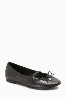 Next Charm Ballet Shoes (Older)