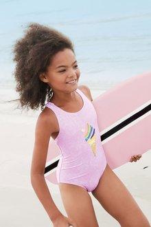 Next Sequin Ice Cream Swimsuit (3-16yrs)