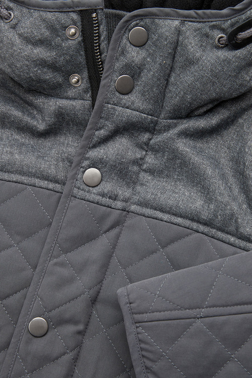 Next Quilted Heritage Jacket (3-16yrs)