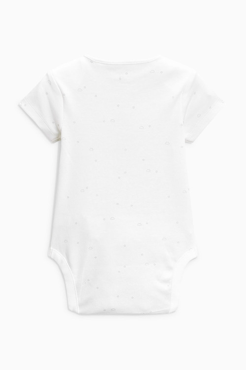 Next Mummy Short Sleeve Bodysuit (0-12mths)