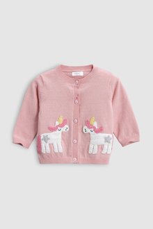 Next Unicorn Cardigan (0mths-2yrs)