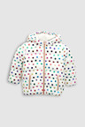 Next Foil Spot Padded Coat (3mths-6yrs)