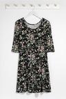 Urban Printed Jersey Dress