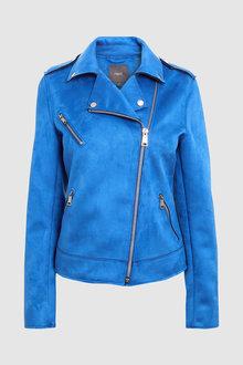 Next Suedette Biker Jacket