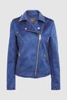 Next Suedette Biker Jacket - Tall