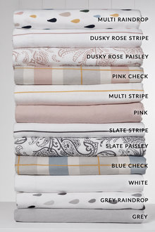 Cotton Flannelette Sheet Set - 215205