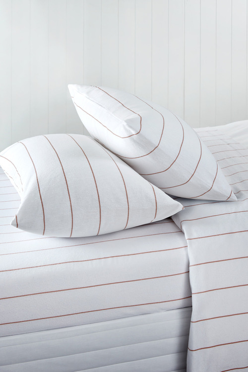 Cotton Flannelette Sheet Set