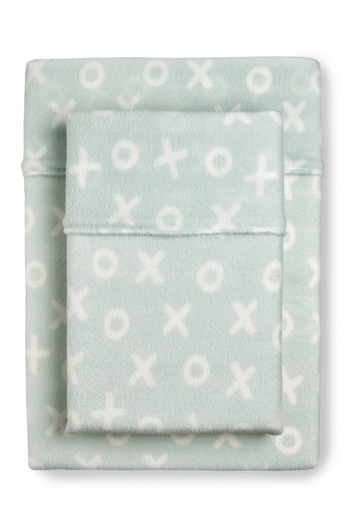 Polar Flannel Sheet Set