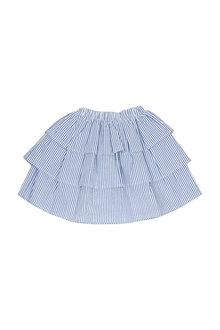 Pumpkin Patch 3 Tier Stripe Skirt