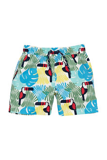 Pumpkin Patch Tropical Boardshort