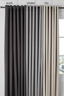 Kensington Eyelet Curtains