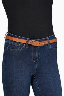 Next Leather Reversible Belt - 215836