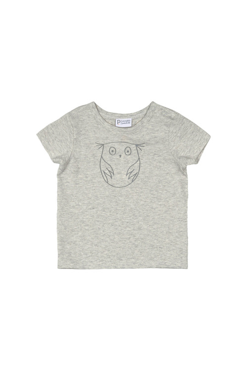 Pumpkin Patch Owl Print Tee