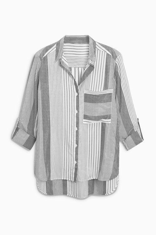 Next Stripe Shirt