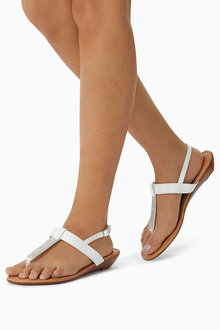 Next Forever Comfort Mini Wedge Sandals