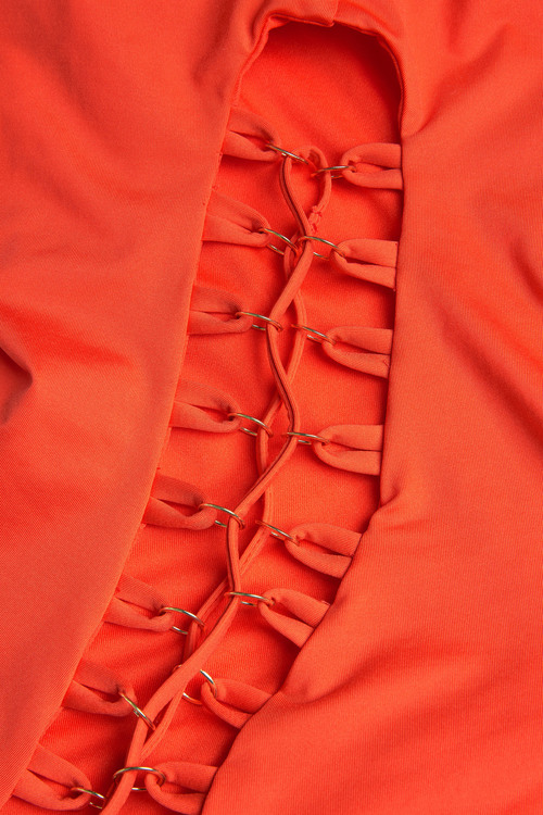 Next Ring Detail Swimsuit