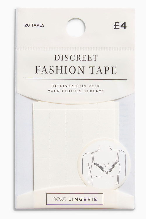 Next Discreet Fashion Tape
