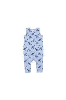 Pumpkin Patch Sleeveless Dino Jumpsuit