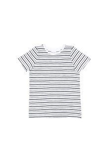 Pumpkin Patch Stripe Tee